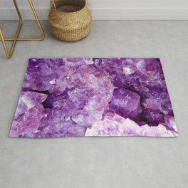 Purple Gems Rug