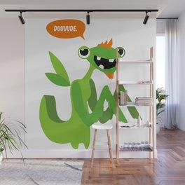 Grasshopper - Dude. Wall Mural