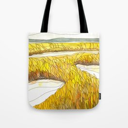 Marsh 12 Tote Bag