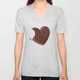 Love Bites #hatetolove Unisex V-Neck