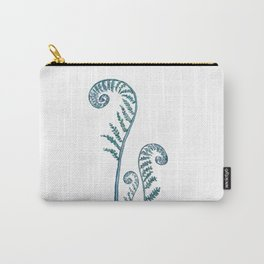 fern painting 2017 Carry-All Pouch