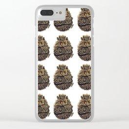 An array Clear iPhone Case