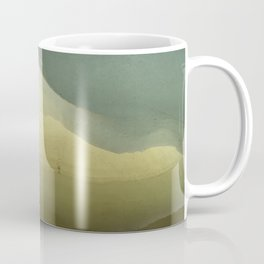 The ice that hides in the desert Coffee Mug
