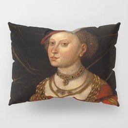 "Lucas Cranach the Elder ""Judith with the Head of Holofernes"" 1. Pillow Sham"