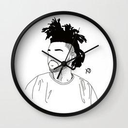 TheWeeknd Wall Clock