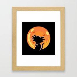Dream Dragon Framed Art Print
