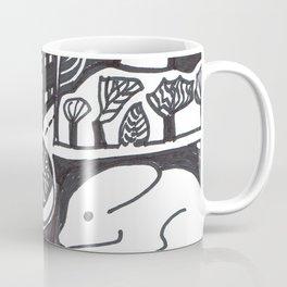It's a long way down Coffee Mug