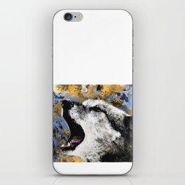 Howler iPhone Skin