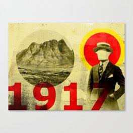 1917 Canvas Print