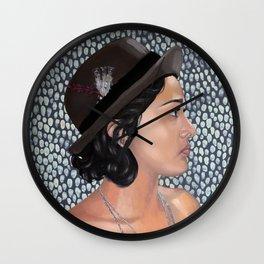 Roque Wall Clock