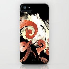 Ink Escape iPhone Case