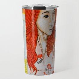 Nozomi Suzuki Travel Mug