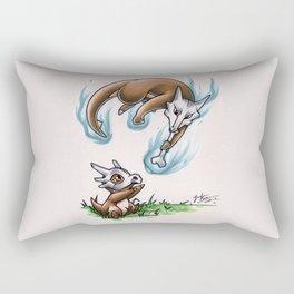 Cubone and Marowak Rectangular Pillow
