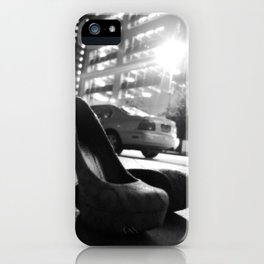 Abandoned Date iPhone Case