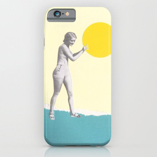 She Caught the Sun iPhone & iPod Case