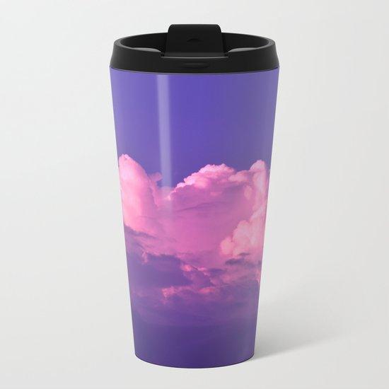Cloud of Dreams Metal Travel Mug