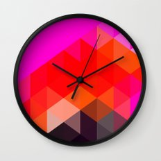 Modern Totem 02. Wall Clock