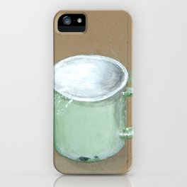 Melamine Mug » These are the things I use to define myself iPhone Case