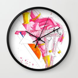 Face Off - Rumsshi Wall Clock