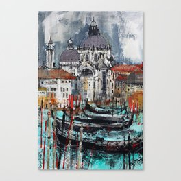 St Mark's Basilica Canvas Print
