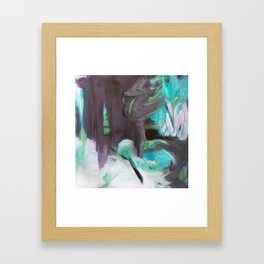 August Warmth Framed Art Print