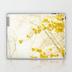 Forsythia Laptop & iPad Skin