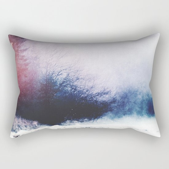 Pastel Vibes Rectangular Pillow