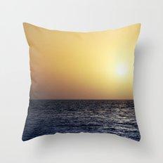 Tenerife Throw Pillow