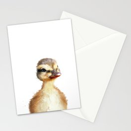 Little Duck Stationery Cards