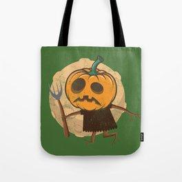Pumpkinhead Tote Bag