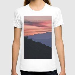 Misty Mountains, Boca De La Pesca. 1.518 Meters T-shirt