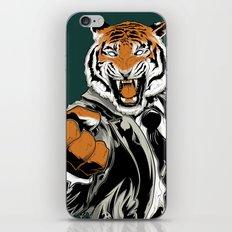 Belligerent Bengal iPhone & iPod Skin