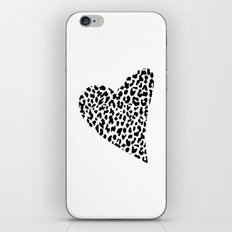 Wild Heart II iPhone & iPod Skin