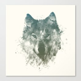 Wolf Like Me Canvas Print