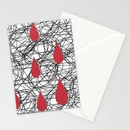 """""""Lloremos por ahora"""" Stationery Cards"""