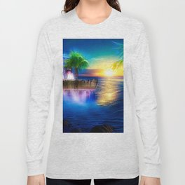 Dreamland-big Long Sleeve T-shirt