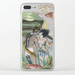 I'm really happy for you Clear iPhone Case