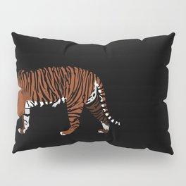 Tiger Stripes Pillow Sham