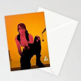 Quiet Minimalist Poster Stationery Cards