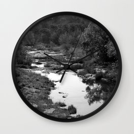 crick Wall Clock