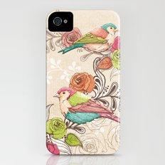 Country Garden Slim Case iPhone (4, 4s)