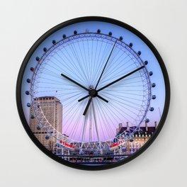 The London Eye, London Wall Clock