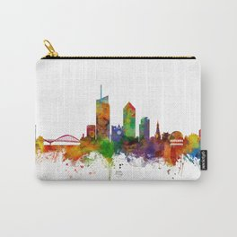 Lyon France Skyline Carry-All Pouch