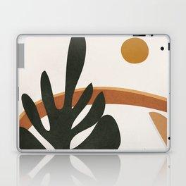 Abstract Plant Life I Laptop & iPad Skin