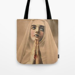 NO COMFORT HERE II Tote Bag