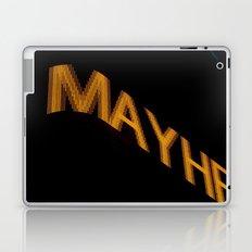Vegas Mayhem Laptop & iPad Skin