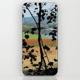 Through the trees #2 iPhone Skin