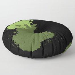 Hulk Splatter Floor Pillow