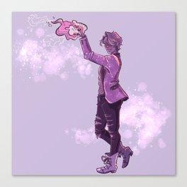 Magical Warlock Canvas Print