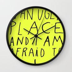 THIS WORLD Wall Clock